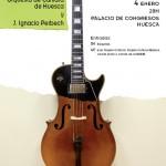 Cartel del Concierto de Año Nuevo 2012