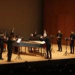 Concierto para dos Claves en DoM. Bach