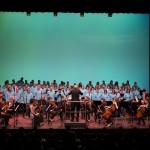 La O.C.H. y el Coro de Atades, Mayo de 2014