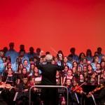 Concierto con el Coro de Atades y el Coro Easo Infantil Mayo 2014